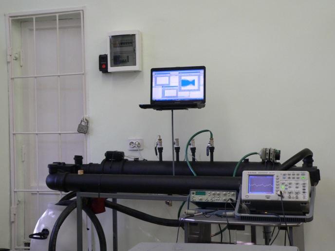 Строительство и техносферная безопасность 1114 Лаборатория Теплофизика и гидрогазодинамика